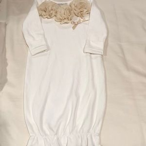 Starting Out baby girl gown 0-6 months